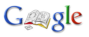 google doodle library
