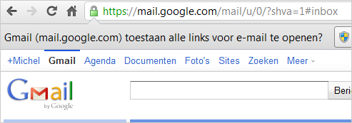 Google Chrome: E-mail links standaard openen in Gmail ...