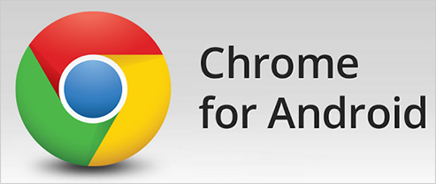 Chrome Android logo