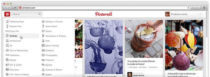 pinterest_layout_experiment_1