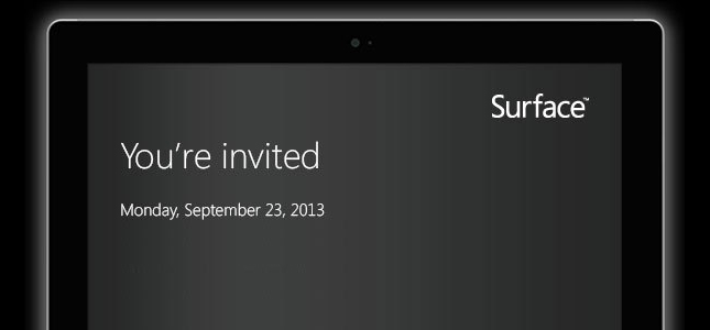 Microsoft presenteert Surface 2 en Surface Pro 2 eind september