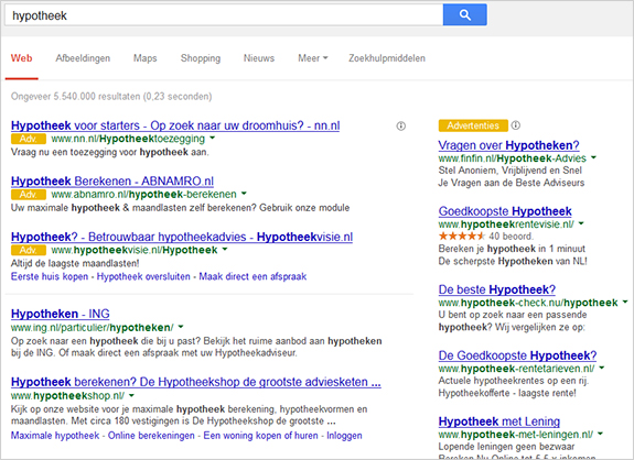 google_labels_advertenties