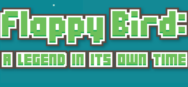 [Infographic] Flappy Bird: A legend in its own time