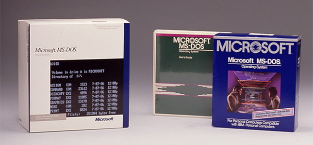 Broncode MS-DOS 1.1 en Word for Windows 1.1a gepubliceerd