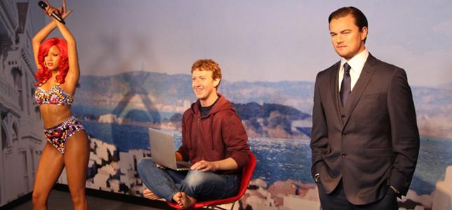 Madame Tussauds presenteert wassenbeeld Mark Zuckerberg