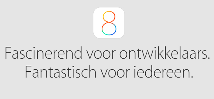 iOS 8.4.1 uitgebracht door Apple voor iPhone, iPad