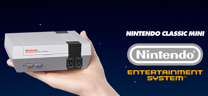 Nintendo Classic Mini op 11 november