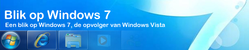 Blik op Windows 7