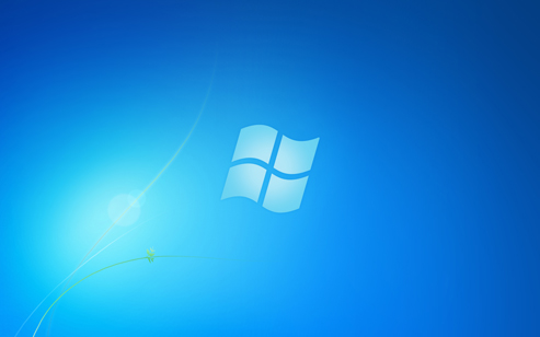 Pc tips windows 7 wallpaper vis in beta windows 7 for Windows 7 bureaublad